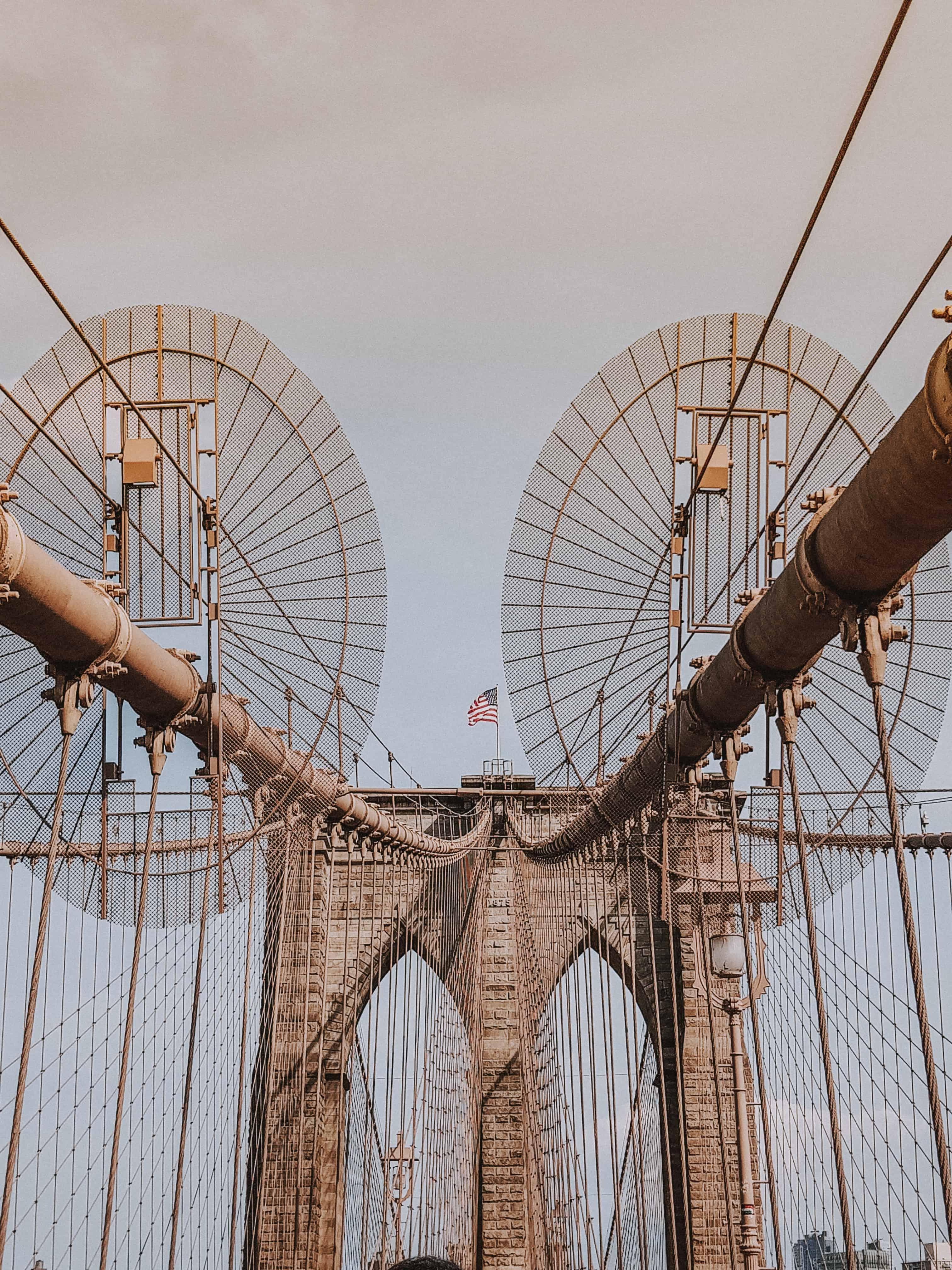 scrap metal large bridge