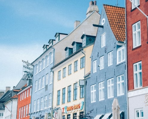 denmark happiest country