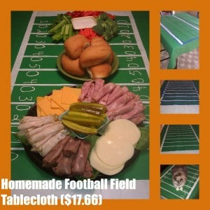 Superbowl Party Trays