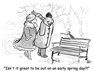 Spring Cartoon