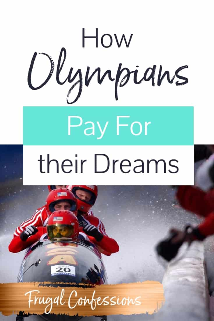 How do Olympic athletes make a living so that they can make it to the Olympics games? Athletes generally have to live very frugally in order to fund their training – at least until they make it to the big time. We'll look at examples of how athletes made a living and funded their dreams for both the winter Olympics and the summer Olympics. #olympics #moneygoals #inspirational