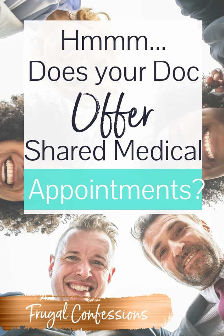 Health insurance tips: Would you ever consider shared medical appointments to save money on healthcare? Here's my experience with a Shared medical appointment, and a bit more about what they are, who could benefit from them, etc. medical bills | labor and delivery | hospital #health #healthcare #pregnant #labor