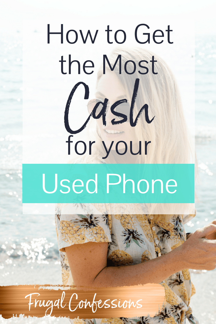 I have some broken old cell phones laying around home, and a newer one I want to trade in for cash. I'm looking for the best places to sell used phones (locally, or online) - extra cash is always appreciated! #howtosellyourstuff #oldcellphones #extrawaystomakemoney #extracash #money #earn | https://www.frugalconfessions.com/consumerism/can-you-get-any-cash-for-your-old-broken-cell-phone.php