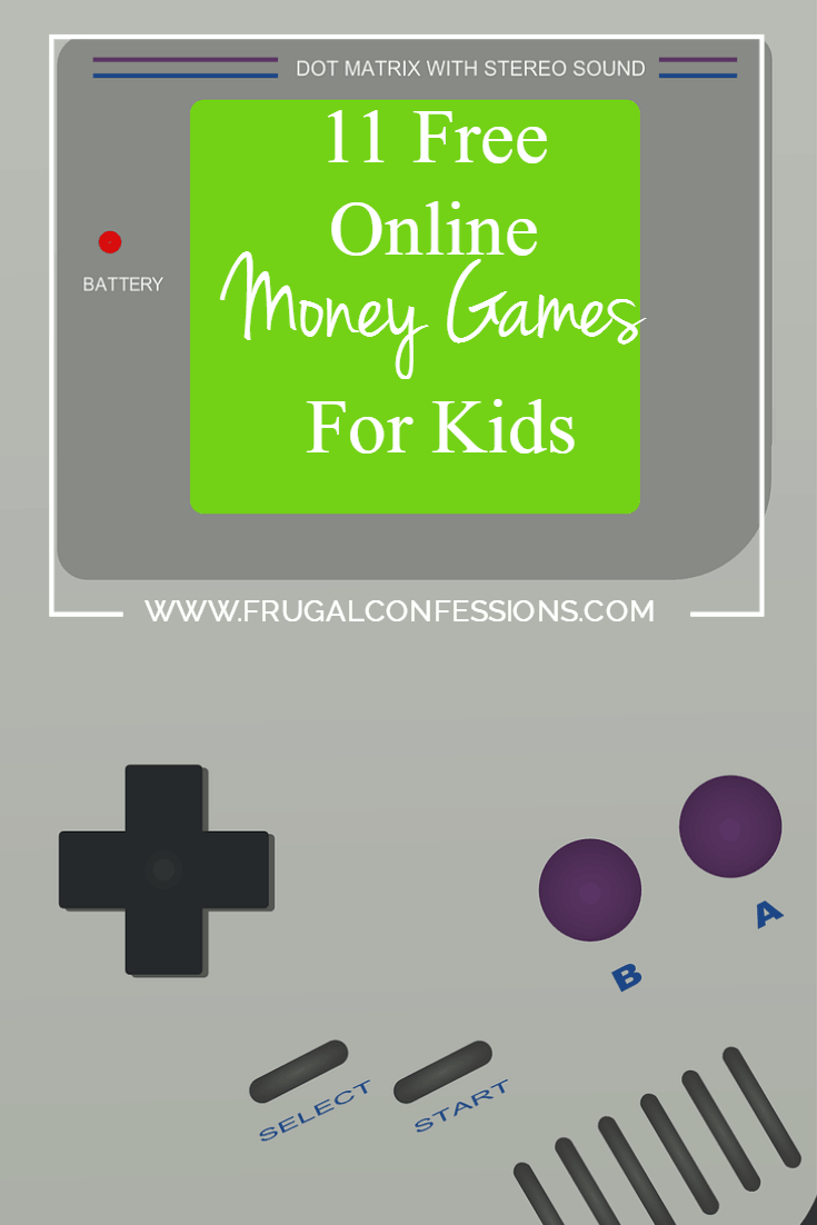 Free Online Four Of Wands Card: 11 Free, Fun Money Games For Kids Online