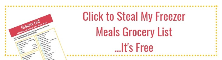 healthy freezer meals on a budget