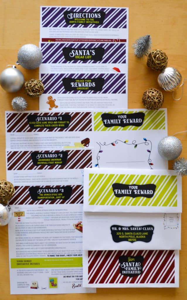 Your Santa Family Initiative Kit