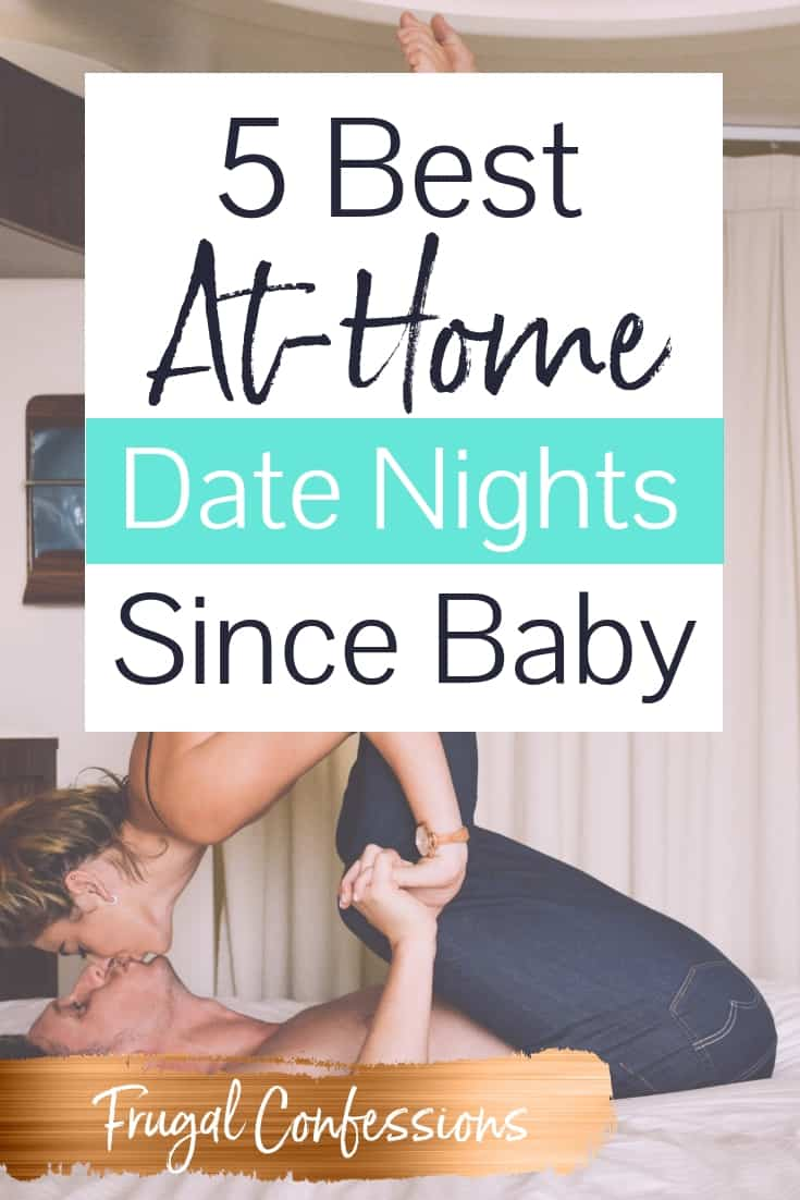 We had a baby just a bit ago, and date nights have kind of fallen by the wayside. This woman offers up some awesome, DIY, at home date night ideas that are romantic + tested out by her & her husband. Get ready to have some fun and get creative with date night again! Helloooooo awesome married date night. | date night ideas | DIY date night #datenightideas #marriage #datenight