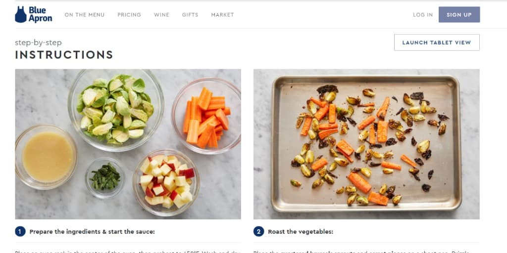 is blue apron worth the cost