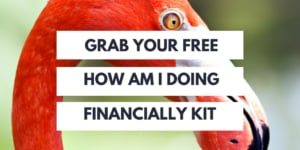 how am i doing financially