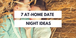 at home date night ideas for married couples