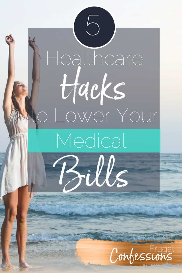 Nowadays you've got to find ways to hack your healthcare costs! Here are 5 strategies to reduce healthcare costs I can't wait to try. | https://www.frugalconfessions.com/save-me-money/5-strategies-to-reduce-healthcare-costs-this-year.php