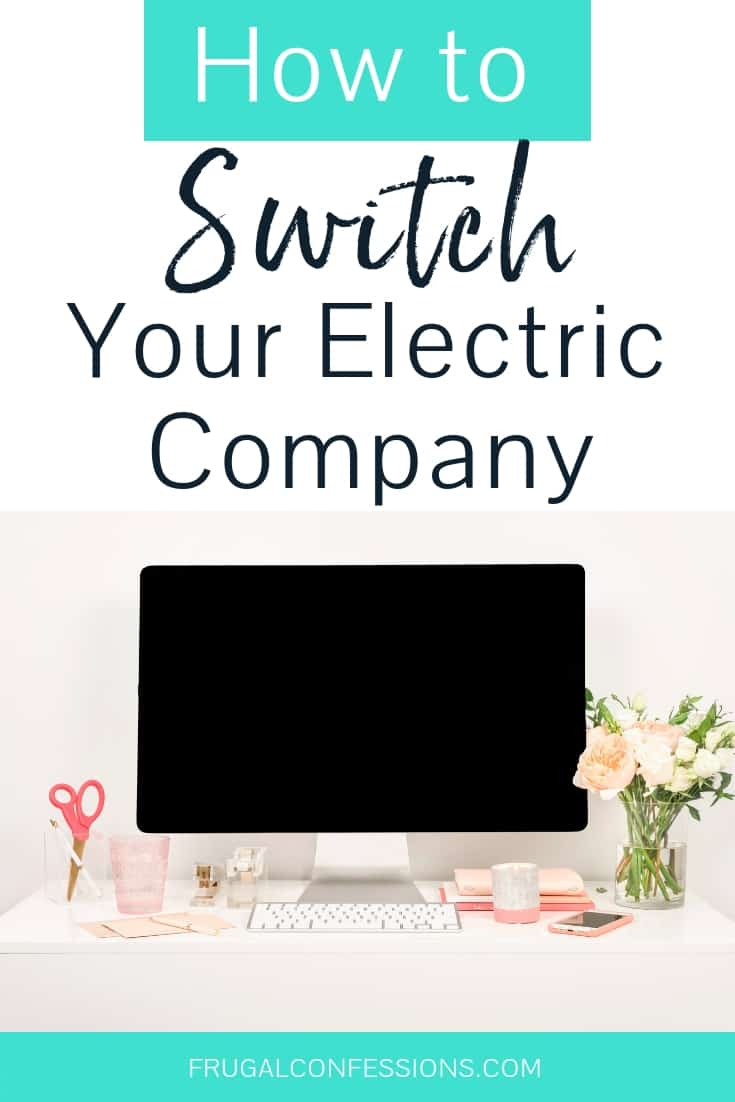 How to save money on electric bill – I didn't even think of this, but this woman outlines how to switch electricity providers. Shopping around is a bit complicated in the deregulated electric markets; she tells you exactly the steps to take, plus some awesome tools that will make our job MUCH easier. This is a great electricity saving hack! #savemoney #electricitybills #bills