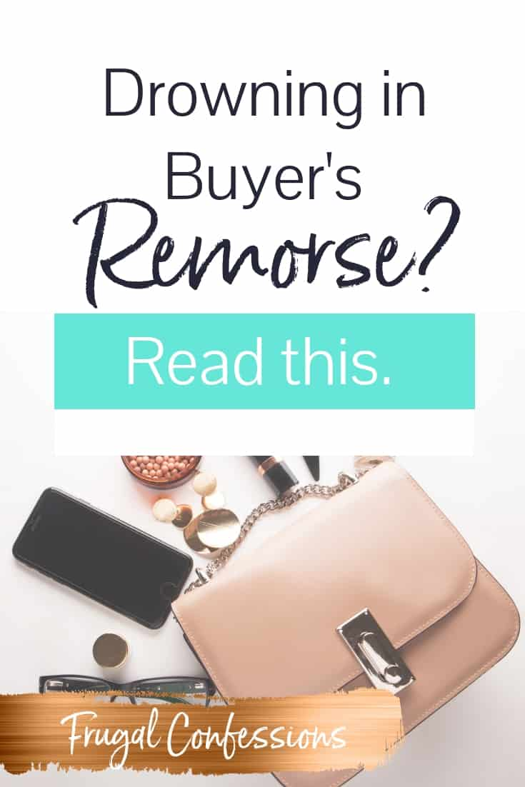 I need to stop shopping as much as I've been – buyer's remorse feels crappy. I love how this woman outlines healthy shopping strategies, like spending decision filters, as well as shopping hacks, like return policies and credit card price protection programs, all to help with buyer's remorse. #savemoney #shoppinghacks