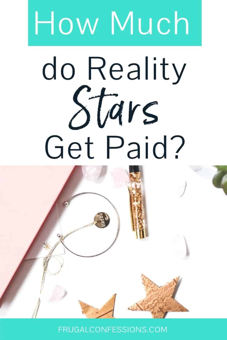 "Ever wondered if you could get paid to be on reality tv shows? How much do reality tv stars make, and does the amount they make affect the ""reality"" we all see on tv? Let's discuss specific examples of what people get paid to be on reality tv shows, and how it's a bit distorted. #reality #tvshows #earncash"
