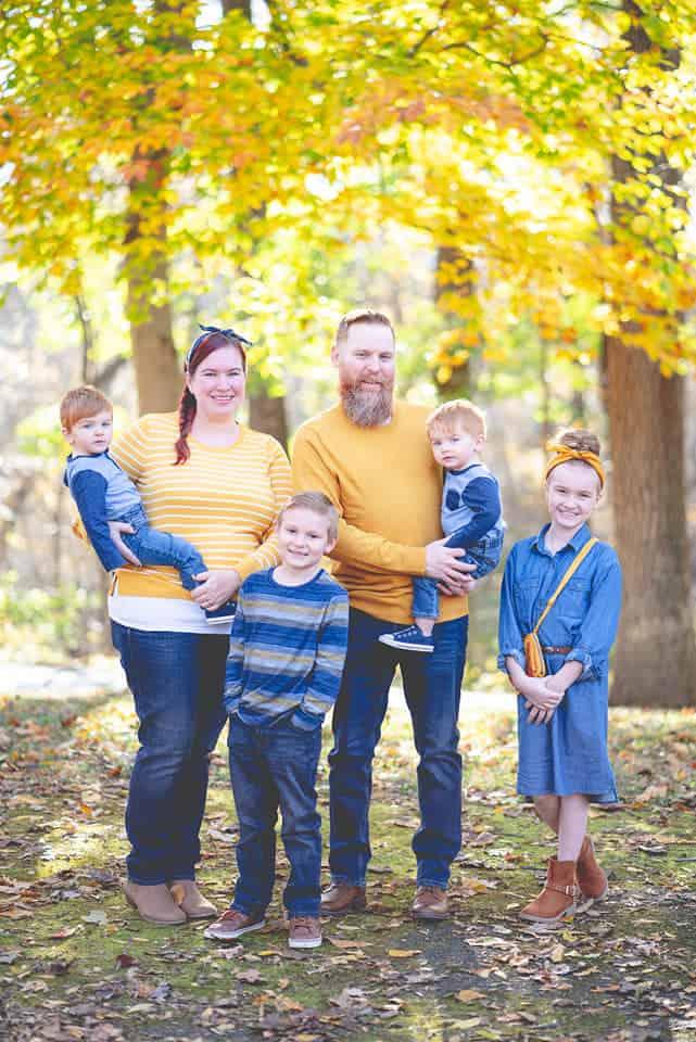 VIPKid teacher Andrea and her family
