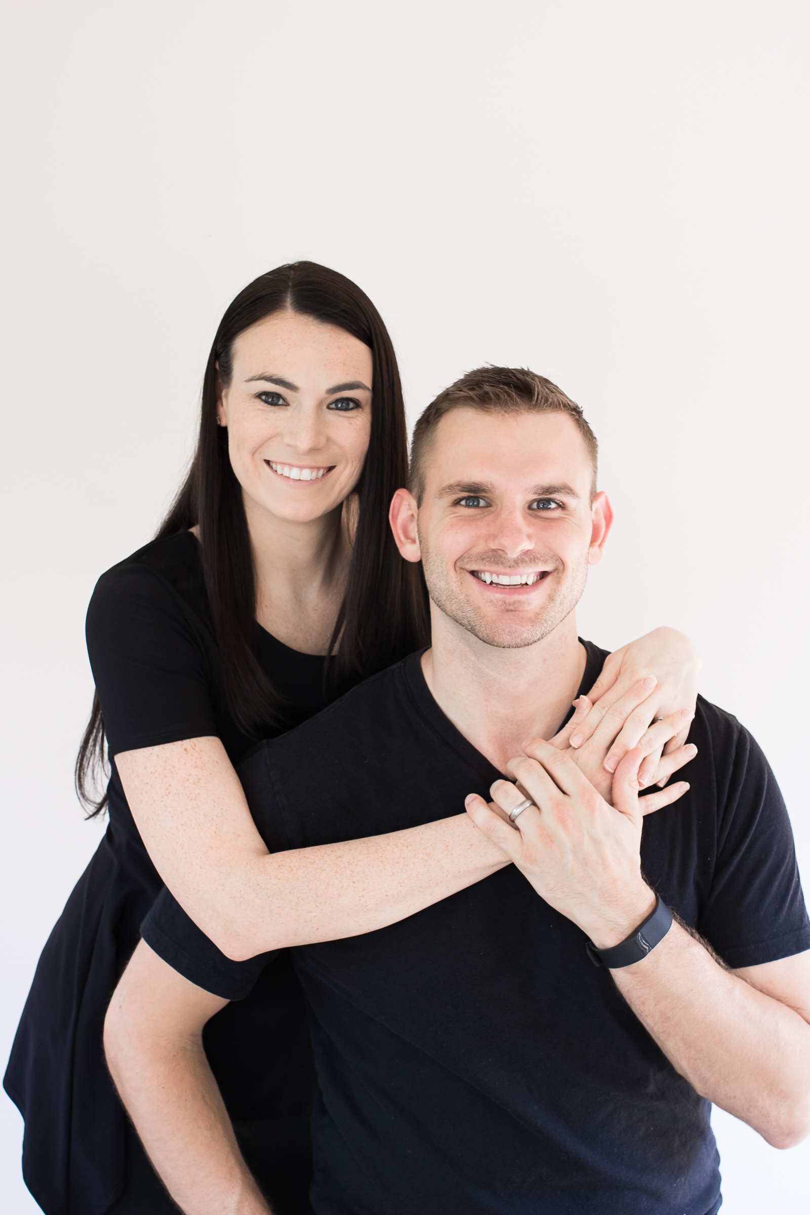 picture of kelan and brittany who lived paycheck to paycheck